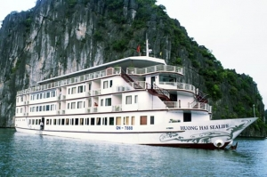 Halong Huong Hai Sealife Cruise
