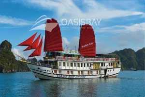 Halong Bay 2 days 1 night package (4 stars cruise - Special offer)