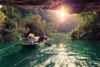 Tuyet Tinh Coc - Mua Cave - Trang An 1 Day By Limousine Bus