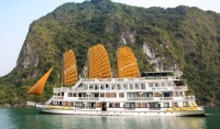 Halong Ancora Cruise Office Site
