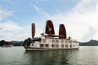 Halong Glory Legend Cruise Four Star Service